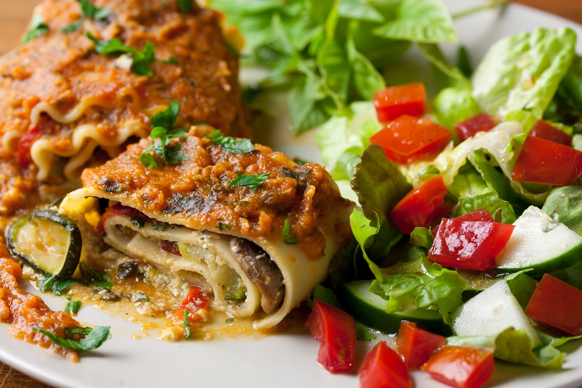 Горячие блюда для вегетарианцев рецепты простые и вкусные