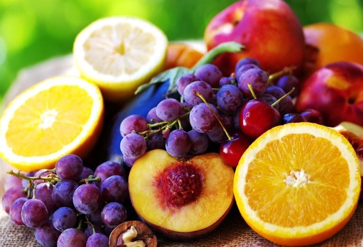 Frukt hjelper å holde sunn vekt