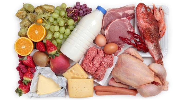 Hvitt kjøtt og fisk-høyt blodtrykk