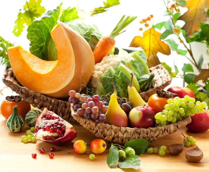 Frukt og grønnsaker kan hjelpe til å holde sunn vekt