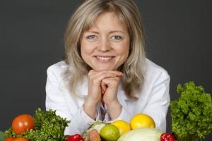 Tanja Kalchenko, lege og leder i Helsepersonell for plantebasert kosthold.