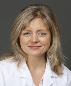 Tanja Kalchenko leder i Helsepersonell for plantebasert kosthold