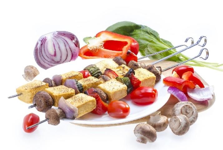 Vegetarianere har lavere dødelighet fra noen typer kreft