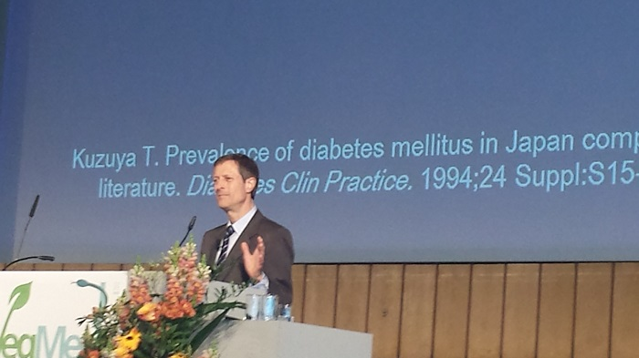 Neal Barnard om diabetes type to