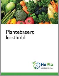 Les vår brosjyre om plantebasert kosthold