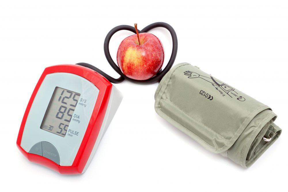 råd mot høyt blodtrykk