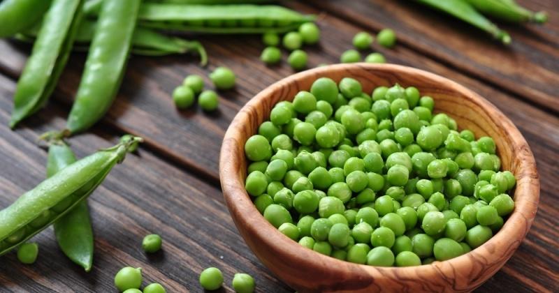 I plantebaserte kostholdsmønstre er en del av kjøttet erstattet med erter, bønner og linser