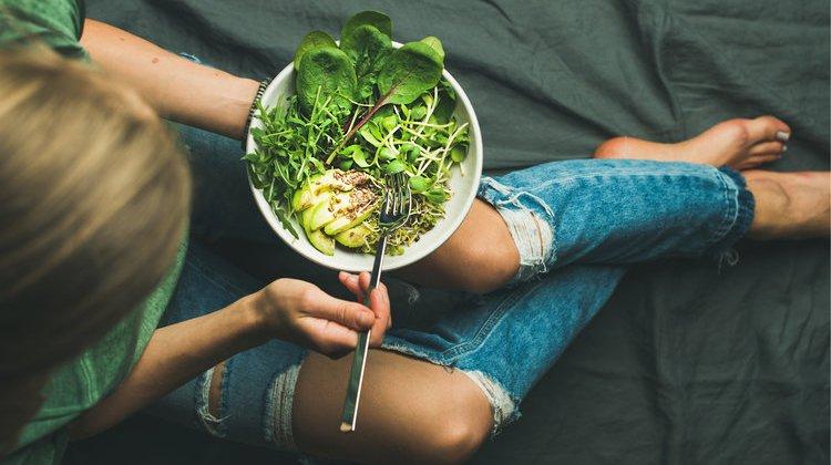 Overgan til veganskkosthold hos tenåringer